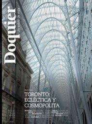 TORONTO: ECLÉCTICA Y COSMOPOLITA - revista doquier
