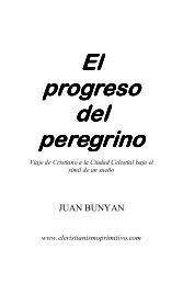 El progreso del peregrino - El Cristianismo Primitivo