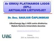 EPL - Saulius Čaplinskas