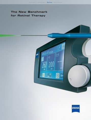 The New Benchmark for Retinal Therapy - Optronik