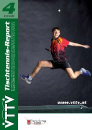 4 - Vorarlberger Tischtennisverband
