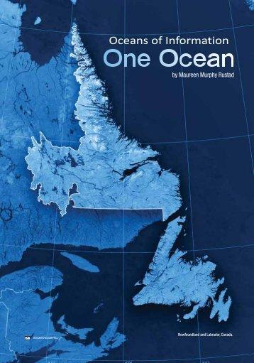 Oceans of Information - One Ocean