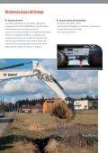 E55W | Excavadora de ruedas - Bobcat.eu - Page 3