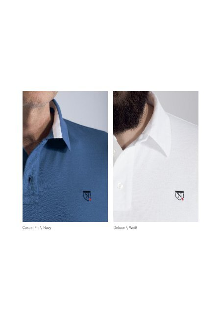 Norenberc – Poloshirts Lookbook 2015