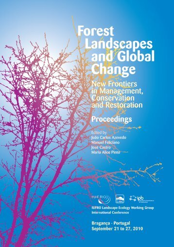 Landscapes Forest and Global Change - ESA - Escola Superior ...