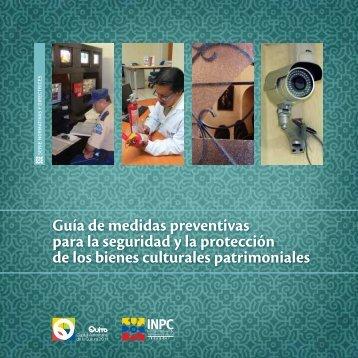Guía de medidas preventivas para la seguridad y la protección de ...