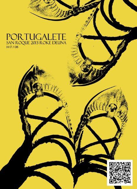 Programa De Fiestas 2013 Completo Ayuntamiento De Portugalete
