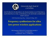 Frequency synthesizers for ultra low-power wireless applications