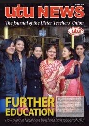 UTU News SPRING 2014