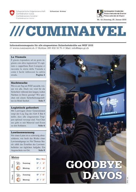 2015 CUMINAIVEL #12