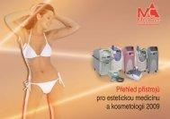 Přístroje pro estetickou medicínu a kosmetologii 2009 - MediCom