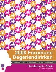 Hareketlerin Gücü - AWID Forum