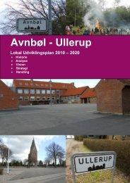 Almsted, Hundslev, Notmark udviklingsplan - Sønderborg kommune ...