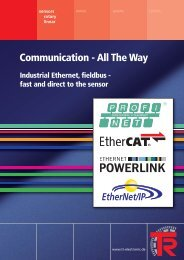 TR Electronic Industrial Ethernet