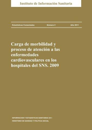 Instituto de Información Sanitaria - Ministerio de Sanidad y Política ...