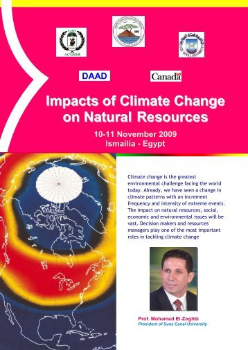Impacts of Climate Change on Natural Resources - Science ...