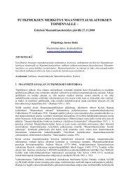 Artikkeli (pdf, 34 kt) - Maanmittaustieteiden Seura - Geodeettinen laitos