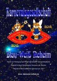 KG- Blau-Weiß Neheim 2015