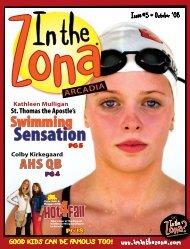 Sensation - In The Zona