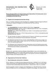 Landesplanerische Beurteilung vom 27.10.2005 - Regionaler ...