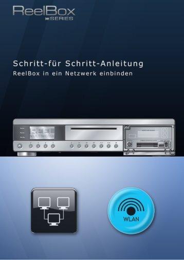ReelBox Series - Schritt-für-Schritt-Anleitung - Reel Multimedia