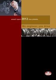 We engineer, you drive - RÁBA Járműipari Holding Nyrt.