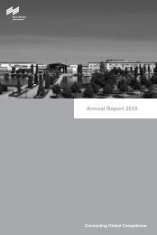 Annual Report 2010 - Messe München International