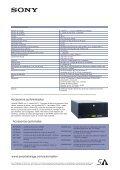 Soporte de almacenamiento fiable y de alta densidad para su ... - Page 2