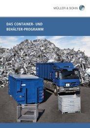 Das Container- unD Behälter-Programm