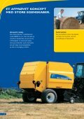 NEW HOLLAND BR6000 - Page 4