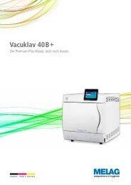 Vacuklav 40 B +
