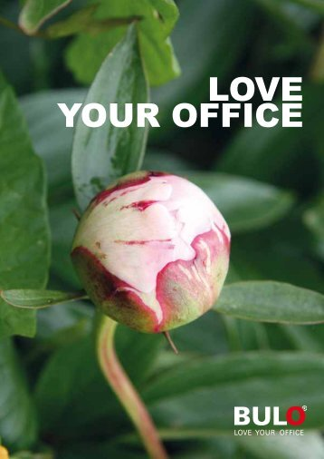Love Your Office - H2O Collection - RIBA Product Selector