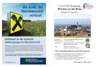 4. IVV-FIT-Wandertag - Gemeinde Windhaag bei Perg