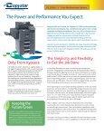 CS 2550ci - ETC copiers - Page 2