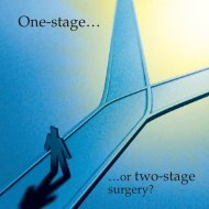 One-stage… - Astra Tech