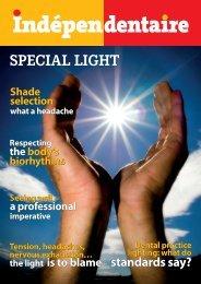 magazine Special Light - Degré K