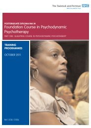 D58 Course Outline.qxp - Northern School of Child and Adolescent ...