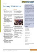 Issue 109 - February 2009 - Online Recruitment Magazine - Page 3