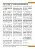 Issue 109 - February 2009 - Online Recruitment Magazine - Page 7