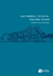 Sustainable Building Design Guidelines - The 4868 Report