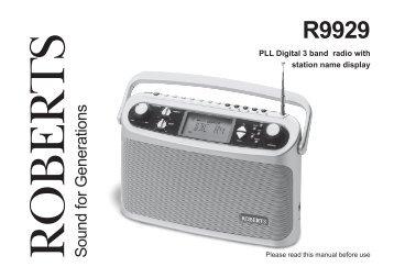 Grundig opus dab radio partmaster. Co. Uk.