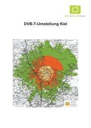 DVB-T-Umstellung Kiel - Digitalfernsehen
