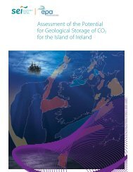 Report - the Sustainable Energy Authority of Ireland