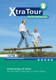 XtraTour Unternehmungslust - RMV Rhein-Main-Verkehrsverbund