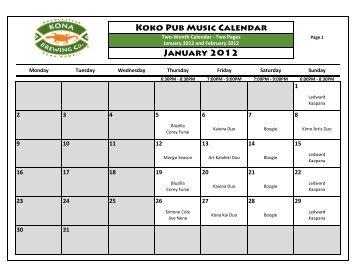 Koko Pub Live Music - Kona Brewing Company