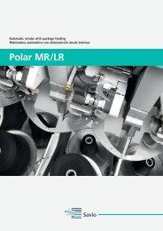 Polar MR/LR - Savio SPA