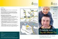 24. September 2011, 10 – 16 Uhr - Ruhrchemie