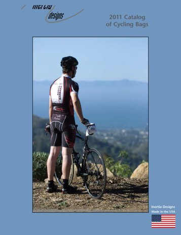 2011 Catalog of Cycling Bags - Inertia Designs