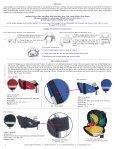 2011 Catalog of Cycling Bags - Inertia Designs - Page 4