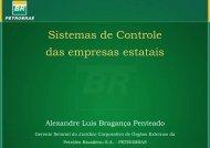 Apresentação do Sr. Alexandre Penteado, Petrobras